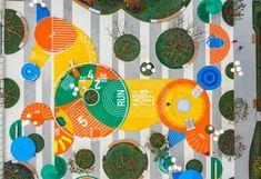 Landscape Architecture, Landscape Design, Kindergarten Design, Space Projects, Playground Design, Clinic Design, Shop Interior Design, Gym Interior, Shop Layout