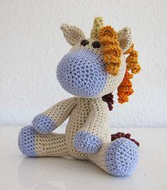 Stephi´s Köstlichkeiten: Miro - The Unicorn