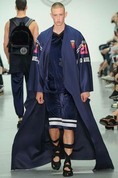Astrid Andersen | Spring 2015 Menswear Collection | Style.com