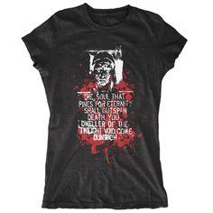 25adcb2dc3e City of the Living Dead · Gates Of HellShirt StoreT Shirts ...