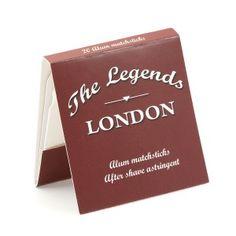 The Legends London Alum Matchsticks, 10 books Razor Burns, After Shave, Shaving, How To Apply, Legends, London, Books, Alternative, Skin Irritation