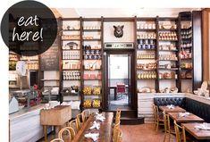 Terroni restaurant's Adelaide St location, Toronto, Canada. Visit Toronto, Toronto City, Downtown Toronto, Toronto Canada, Italian Deli, Rustic Italian, Italian Wine, Rustic French, Best Restaurants In Toronto