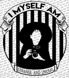""" I myself am strange and unusual"" Format: SVG and JPG Halloween Crafts, Halloween Decorations, Lydia Beetlejuice, Diy Tumblers, Cricut Explore Air, Silhouette Cameo Projects, Vinyl Crafts, Cricut Design, Artsy Fartsy"