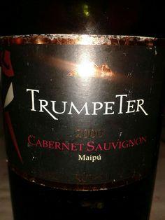 Trumpeter - Cabernet Sauvignon 2000