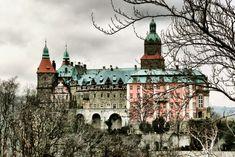 Poland Castle Ksiaz (Zamek Książ) III 2009