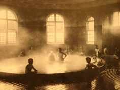 Old Peitou Hot Springs in Japanese time