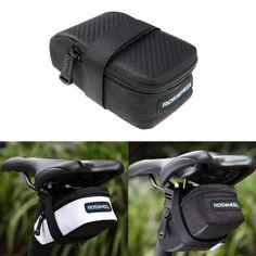 Nouvelle Arrivée Roswheel Extérieure de Vélo de Montagne Vélo Sacs De Vélo Saddle Bag Back Seat Tail Cadre Tube Poche Bande Réfléchissante ARE4
