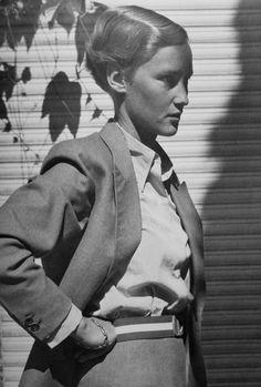 Marianne Breslauer, Ruth von Morgen, Berlin, c. 1930