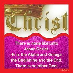 I LOVE JESUS CHRIST ❤️