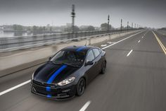 2013 Dodge Dart Mopar. This is the one I wanted but Wil won't let me spend that much $ :(
