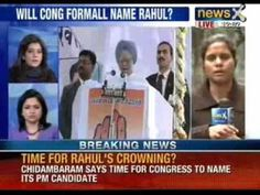 NCP: Congress must name its Prime Minister candidate going into 2014 - NewsX