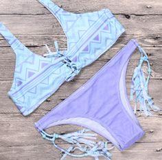Periwinkle Perfection Bikini