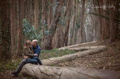 Presidio Engagement Photos ~ San Francisco Bay Area