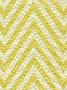 Schumacher Fabric Nebaha Embroidery - Citron