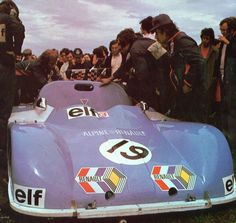Alpine Renault A440