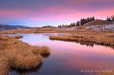 """Blacktail Lakes"" By Dean Sauskojus"