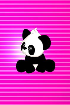 Pin Backgrounds Chibi Panda