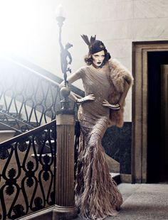 Decades for Elle Magazine by Signe Vilstrup