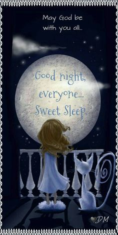 ♥-Draw nigh to God, and He will draw nigh to you ('James 4:8 - KJV). And may you have a wonderful sleep knowing that if God be for you, who can be against you. Amen. - Well goodnight everyone, may the peace of God rule in your hearts always. This I pray in His sweet name, Amen.-♥°°{DM}°°