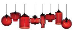 the newest design murano colorful glass suspension light ...
