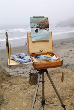 Learn how to paint landscapes and portraits