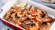 Lemongrass and Chilli Prawns Cooking For A Crowd, Cooking Tips, Cooking Recipes, Coles Recipe, Chilli Prawns, Lemon Grass, Quick Easy Meals, Seafood, Bbq