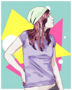 It makes me wonder - Vector Illustrations by Jejomar Limbo  <3 <3
