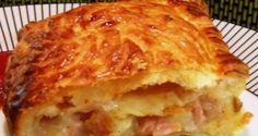 Πατατόπιτα φούρνου με λουκάνικα και τυριά σε 10′ λεπτά! Η συνταγή είναι μια παραλλαγή Τηνιακής συνταγής, νόστιμη, εύκολη και οικονομική. Loading... Υλικά: 2 μεγάλες πατάτες 200 γρ. λουκάνικα χωριάτικα, μοσχαρίσια ή χοιρινά 200 γρ. καπνιστό τυρί 250 γρ. μανιτάρια κομμένα σε φέτες 200 γρ κρέμα γάλακτος 3% λιπαρά λίγη πάπρικα λίγο ελαιόλαδο 1 κλωναράκι δενδρολίβανο …