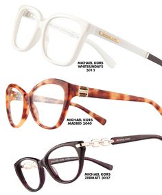 e95c5b814d1b Luxottica introduces the Michael Kors Spring 2015 eyewear collection.