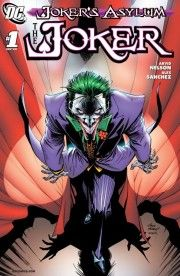 Joker's Asylum (2008-2010): The Joker - Comics by comiXology
