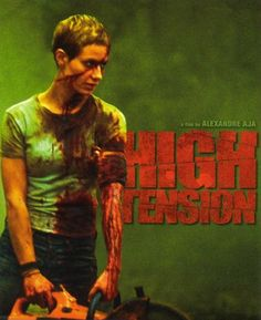 High Tension Horror Movie Characters, Best Horror Movies, Horror Show, Scary Movies, Love Movie, I Movie, Natural Born Killers, Movie Club, High Tension