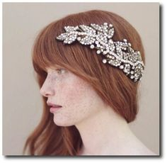 bridal head piece ideas - Google Search