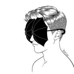 as-ilustracoes-em-preto-e-branco-de-henn-kim-12
