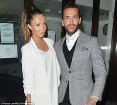 Hot new thing: Known for her feisty attitude and fiery temperament, the pretty star entered TOWIE in a flurry of arguments before striking up a relationship with pint-sized hunk Pete Wicks