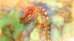 The Hungry Dragon – An Autumn Story & Pancakes! -- we tell this tale in the morning before we make pancakes.