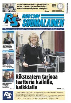 Ruotsinsuomalainen – Täyttä asiaa joka torstai! Adele