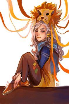 nastjastark Have some Luna to brighten up your life C: