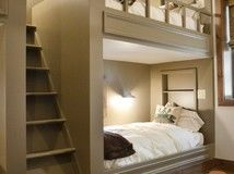Best bunk beds ever! Plus, some really cool kids' room designs.