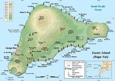 Easter Island, Moai, Rongorongo - Crystalinks