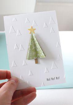 Meine letzte Weihnachtskarte 2014