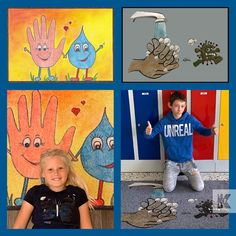 We are very proud to show you two of the winners of our #WashYourHands Mats Kids Edition. Pupils make great designers and here are two of the best. Mats designed by kids for kids, a fun way to convey this important message in schools and nurseries where viruses and bacteria can spread like wildfire.  #KleenTexEurope #schoolfacilities #floormats #hygiene #cleanliness #MakeMoreofYourFloor World Leaders, Nurseries, Floor Mats, Schools, Designers, Kids Rugs, Messages, Fun, Inspiration