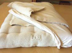 Shepherd's Dream all-wool Crib Mattress, $530. Wool milled in Canada, mattress made in the USA.