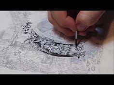 il vecchio mulino ad acqua - the old water mill. - YouTube