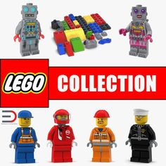 Lego Collection 2 model