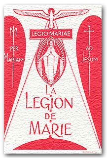 The Legion of Mary Praesidium The Legion of Mary Paesidium is a worldwide association of Catholics who have formed themselves into a body to be of service to the church. Mary the Immaculate is the...