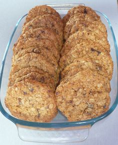 recepty - zdravé Natural Hair Styles pics of natural hair styles Oat Cookies, Sweet Cookies, Low Carb Recipes, Cooking Recipes, Healthy Recipes, Healthy Baking, Healthy Snacks, Cake Recipes, Dessert Recipes