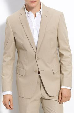 Summer wedding suit option