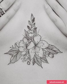 A gallery of beautiful sternum tattoo designs that you will definitely love. Here, we discuss the history and meaning of different sternum tattoo designs. Future Tattoos, Love Tattoos, Beautiful Tattoos, Black Tattoos, Body Art Tattoos, New Tattoos, Small Tattoos, Tatoos, Pretty Tattoos For Women