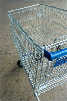 Putting the fixture at the far end, this Shopping Cart Cup Holder Cuts Caffeine consumption. Otherwise I'm not sure why one would locate a cup holder there Coffee Cup Holder, Cup Holders, Coffee Cups, Shopping Carts, Caffeine, Retail, Humor, Store, Coffee Mugs