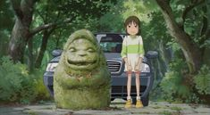 statues spirited away - Google Search